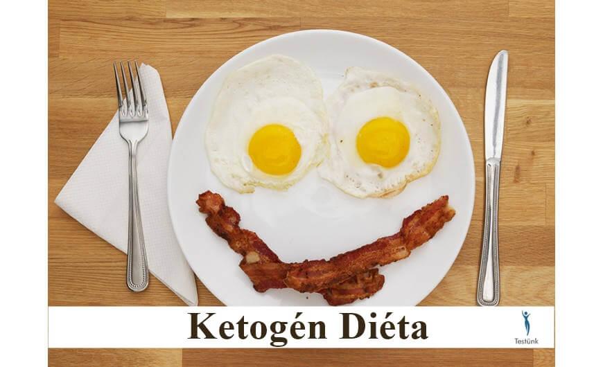Ketogen diéta