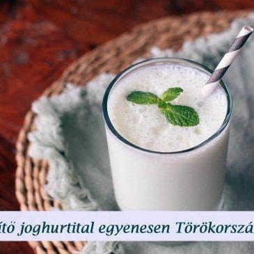 Frissítő joghurtital egyenesen Törökországból | AYRAN